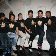 14apr BombayVelvetWrapParty03 185x185 In Pictures: Its a wrap for the team of Bombay Velvet!