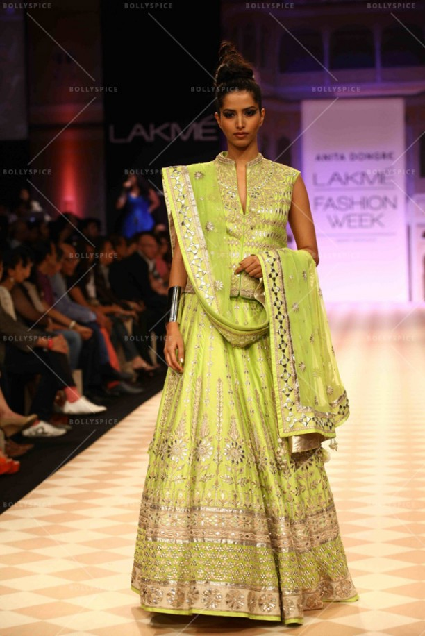 14apr DongreJaipurBride03 612x916 Anita Dongre to introduce Jaipur Bride collection at Faisana: Fashion Weekend