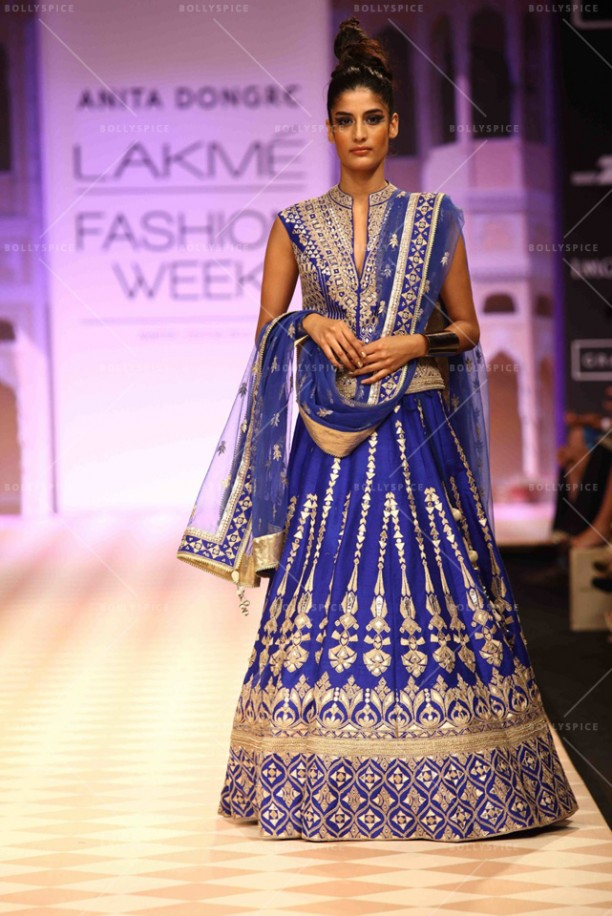 14apr DongreJaipurBride05 612x916 Anita Dongre to introduce Jaipur Bride collection at Faisana: Fashion Weekend