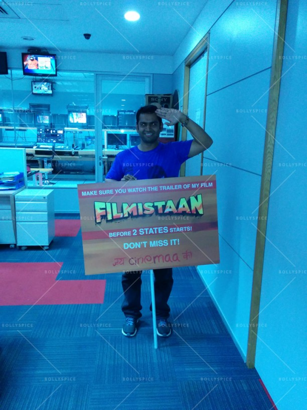 14apr Filmistaan 612x816 Filmistaan trailer launched