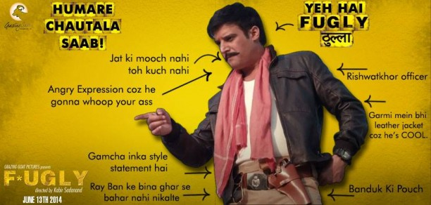 14apr Fugly JimmyShergill 612x292 Jimmy Shergill sets out to impress with Fugly!