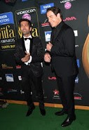 14apr IIFAJohnTravolta03 127x185 John Travolta at IIFA