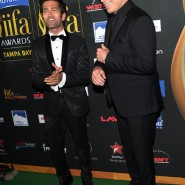 14apr IIFAJohnTravolta031 185x185 IIFA Pictures and Video: Priyanka, Parineeti, Abhay and Kevin Spacey plus more IIFA treats