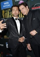 14apr IIFAJohnTravolta07 131x185 John Travolta at IIFA