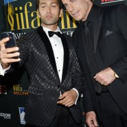 14apr IIFAJohnTravolta071 185x185 IIFA Pictures and Video: Priyanka, Parineeti, Abhay and Kevin Spacey plus more IIFA treats