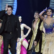 14apr IIFAJohnTravolta111 185x185 IIFA Pictures and Video: Priyanka, Parineeti, Abhay and Kevin Spacey plus more IIFA treats