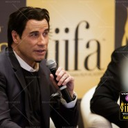 14apr IIFAJohnTravoltaForum04 185x185 John Travolta at IIFA