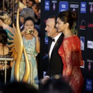 14apr IIFAKevinSpacey04 185x185 IIFA Pictures and Video: Priyanka, Parineeti, Abhay and Kevin Spacey plus more IIFA treats