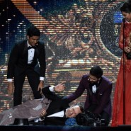 US-INDIA-CINEMA-BOLLYWOOD-IIFA TATA SHOW