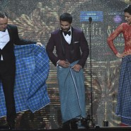 14apr IIFAKevinSpacey09 185x185 IIFA Pictures and Video: Priyanka, Parineeti, Abhay and Kevin Spacey plus more IIFA treats