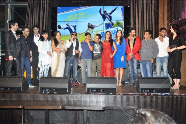 14apr PuraniJeansMusicConcert02 612x406 In Pictures: Purani Jeans Music Launch plus check out Sona Mohapatras Unplugged Version of the romantic DIL AAJ KAL