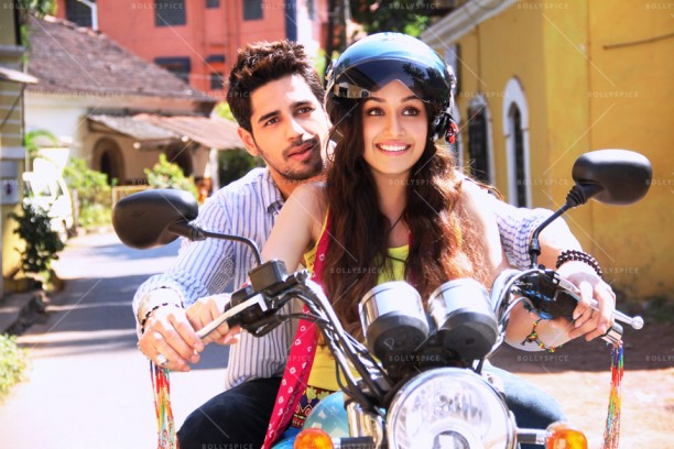14apr Shraddha EkVillain 612x408 Sneak Peek Pictures:  Galliyan from Ek Villain!