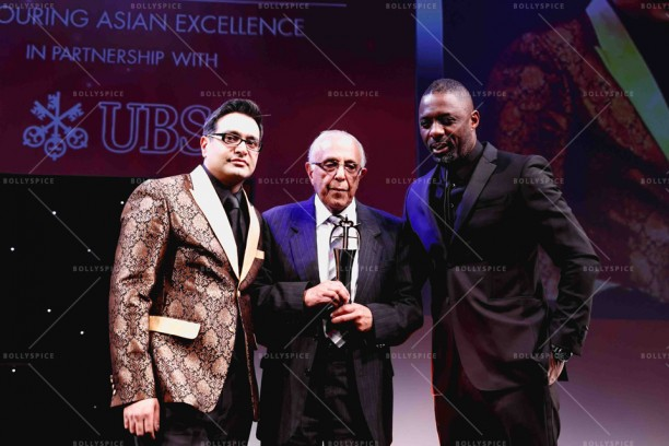 14apr TheAsianAwards2014 612x408 Jackie Chan, Irrfan Khan and Norah Jones among those honoured at the Fourth Annual Asian Awards