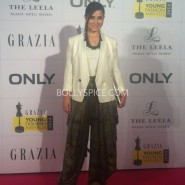 14apr grazia 46 185x185 In Pictures & Video: On the Red Carpet of Grazia Young Fashion Awards 2104