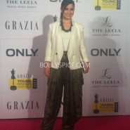 14apr grazia 47 185x185 In Pictures & Video: On the Red Carpet of Grazia Young Fashion Awards 2104