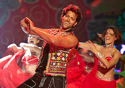 14apr iifa hrithik Shiamak Dances Down the IIFA Award Memory Lane   Exclusive!