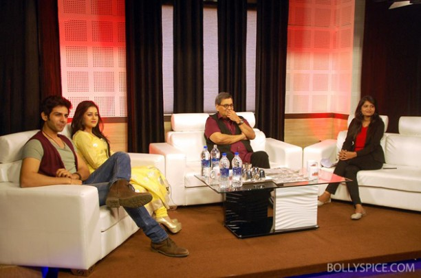 14apr kaanchitour 03 612x405 Subhash Ghai tours to promote film
