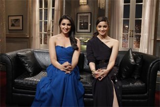14apr kwkparineetialia Koffee With Karan Season 4 Finale: Alia Bhatt & Parineeti Chopra
