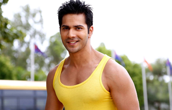 14apr varuninterview 01 Being a part of Main Tera Hero is an emotional decision   Varun Dhawan