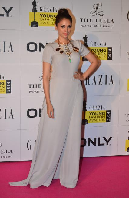 14apr whwn GraziaYFA03 Whos Hot Whos Not: Grazia Young Fashion Awards 2014