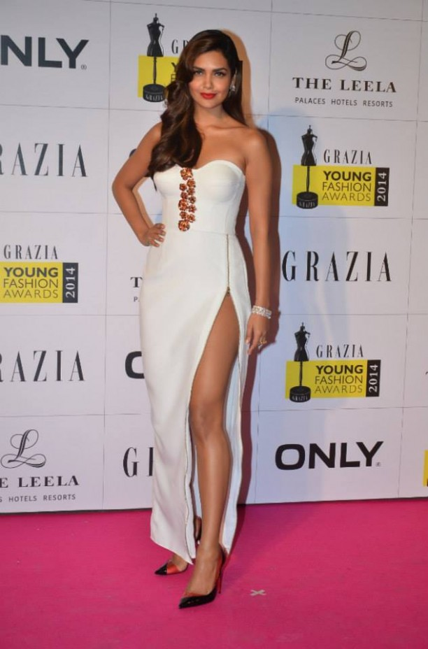 14apr whwn GraziaYFA07 612x928 Whos Hot Whos Not: Grazia Young Fashion Awards 2014