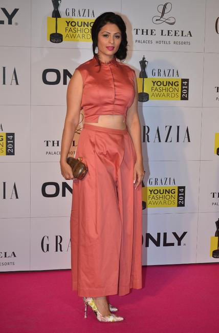 14apr whwn GraziaYFA08 Whos Hot Whos Not: Grazia Young Fashion Awards 2014