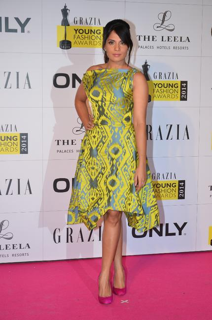 14apr whwn GraziaYFA10 Whos Hot Whos Not: Grazia Young Fashion Awards 2014
