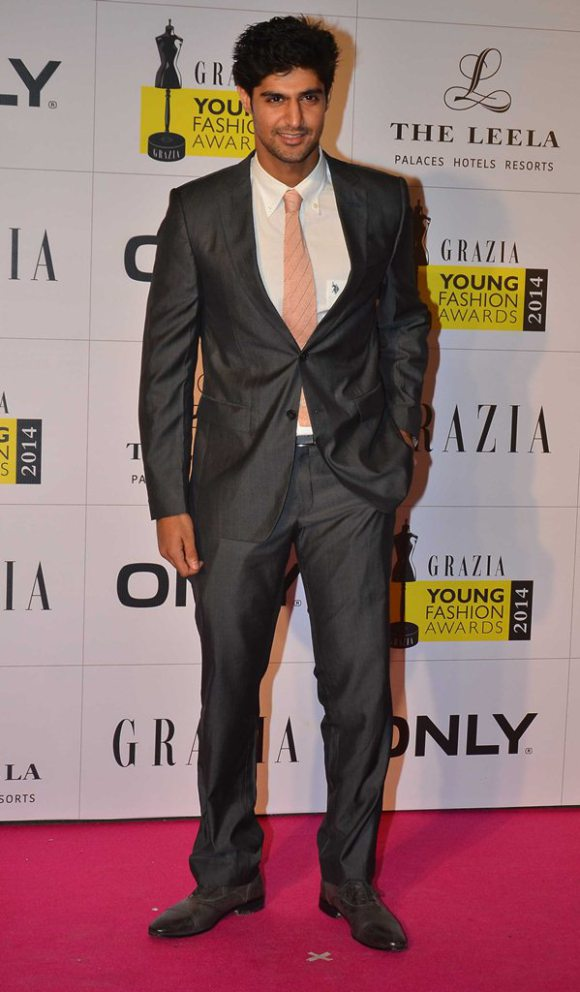 14apr whwn GraziaYFA11 Whos Hot Whos Not: Grazia Young Fashion Awards 2014