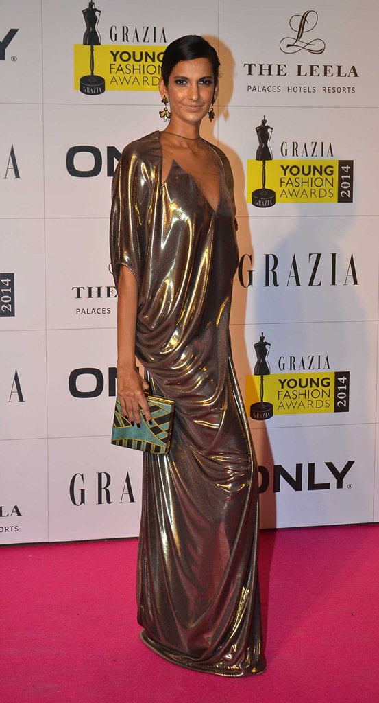 14apr whwn GraziaYFA14 Whos Hot Whos Not: Grazia Young Fashion Awards 2014