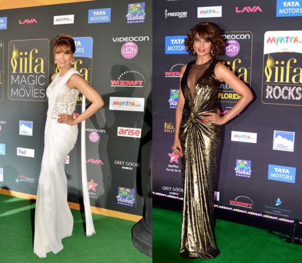 14apr whwnIIFAAward01 612x533 Whos Hot Whos Not: IIFA Green Carpet Events