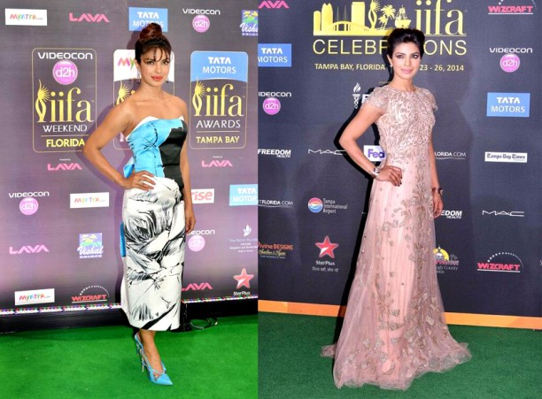 14apr whwnIIFAAward19 612x451 Whos Hot Whos Not: IIFA Green Carpet Events