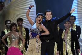 John Travolta at IIFA