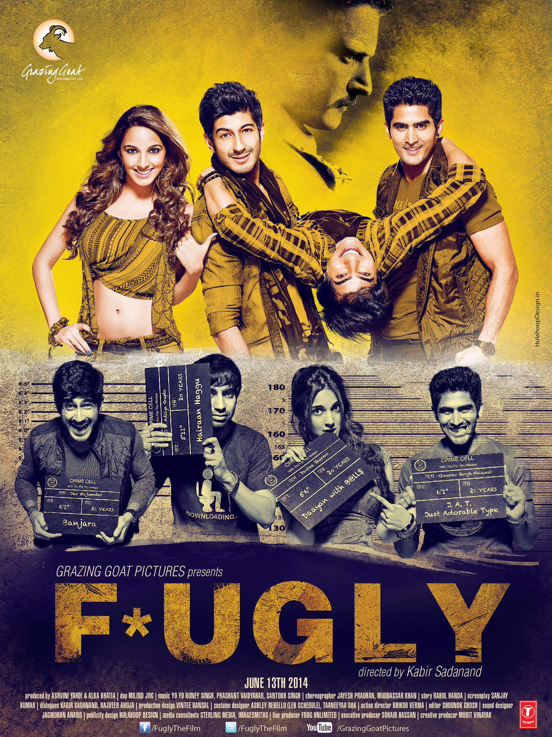 Fugly poster_small(30x40cm)