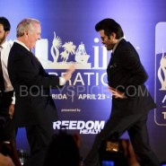 Press Conference 21 185x185 IIFA Diaries and Photos: Day 2 continues to bring the Bollywood glitz and glam to Tampa Bay!