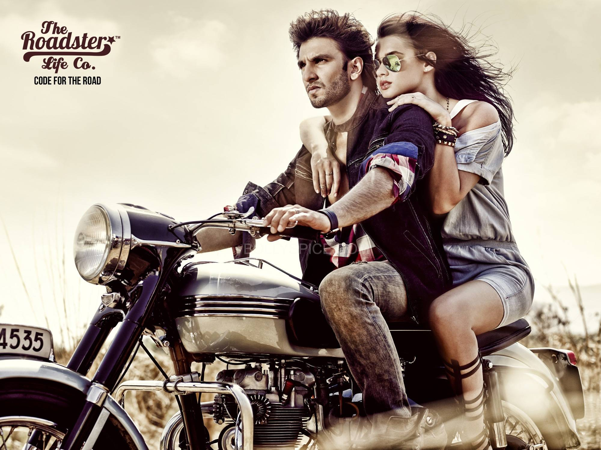 RaNVEERSINGHMYNTRA1 Myntra.com ropes In Ranveer Singh as the Brand Ambassador for Roadster