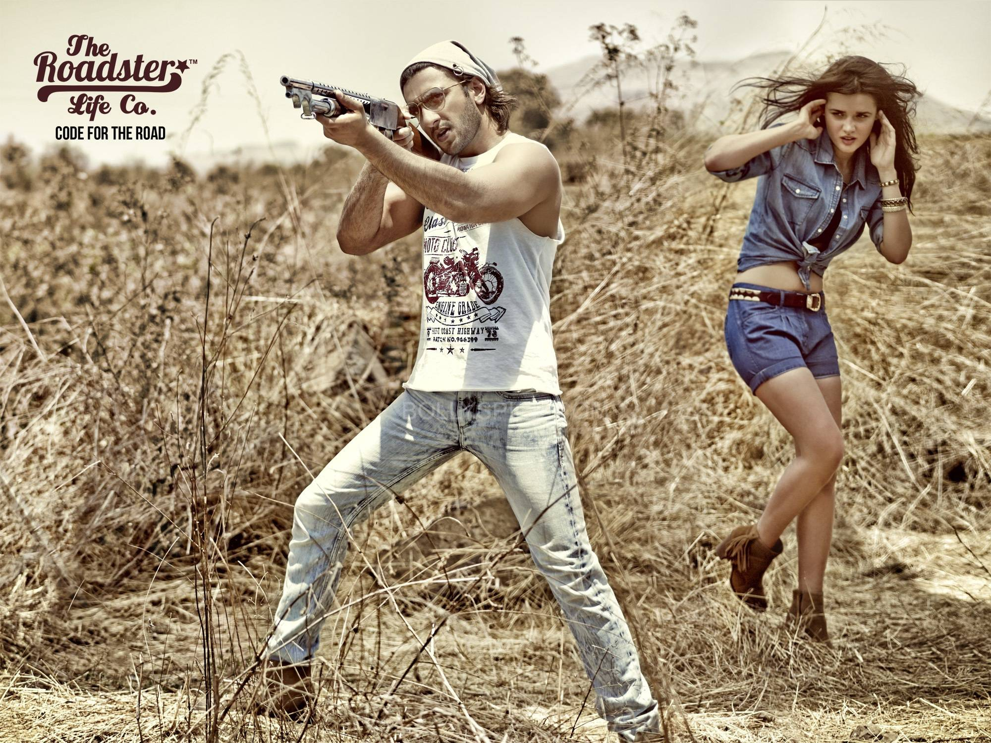 RaNVEERSINGHMYNTRA2 Myntra.com ropes In Ranveer Singh as the Brand Ambassador for Roadster