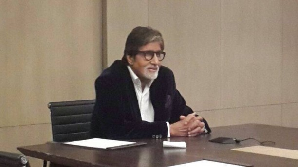 amitabhbachchanbhoothnathpc 612x344 Big B delights in live video link with London