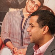 "chetanbhagatinterview2 185x185 ""When I started to write she asked, are you sure you want to write this? Is this even a book?""  – Chetan Bhagat on 2 States"