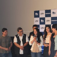 heropanti launch11 185x185 In Pictures and Video: More Aamir Khan and Tiger Shroff at Heropanti Trailer Launch!