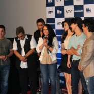 heropanti launch12 185x185 In Pictures and Video: More Aamir Khan and Tiger Shroff at Heropanti Trailer Launch!