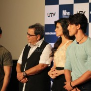 heropanti launch15 185x185 In Pictures and Video: More Aamir Khan and Tiger Shroff at Heropanti Trailer Launch!