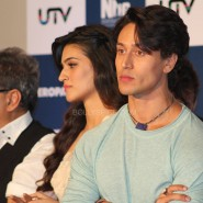 heropanti launch20 185x185 In Pictures and Video: More Aamir Khan and Tiger Shroff at Heropanti Trailer Launch!