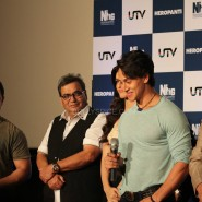 heropanti launch21 185x185 In Pictures and Video: More Aamir Khan and Tiger Shroff at Heropanti Trailer Launch!