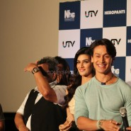 heropanti launch22 185x185 In Pictures and Video: More Aamir Khan and Tiger Shroff at Heropanti Trailer Launch!