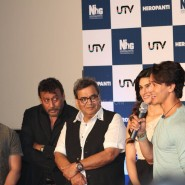 heropanti launch29 185x185 In Pictures and Video: More Aamir Khan and Tiger Shroff at Heropanti Trailer Launch!
