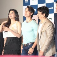 heropanti launch3 185x185 In Pictures and Video: More Aamir Khan and Tiger Shroff at Heropanti Trailer Launch!