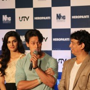 heropanti launch33 185x185 In Pictures and Video: More Aamir Khan and Tiger Shroff at Heropanti Trailer Launch!