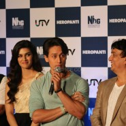 heropanti launch34 185x185 In Pictures and Video: More Aamir Khan and Tiger Shroff at Heropanti Trailer Launch!