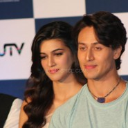 heropanti launch38 185x185 In Pictures and Video: More Aamir Khan and Tiger Shroff at Heropanti Trailer Launch!