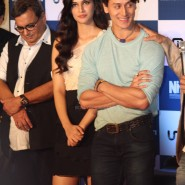 heropanti launch41 185x185 In Pictures and Video: More Aamir Khan and Tiger Shroff at Heropanti Trailer Launch!